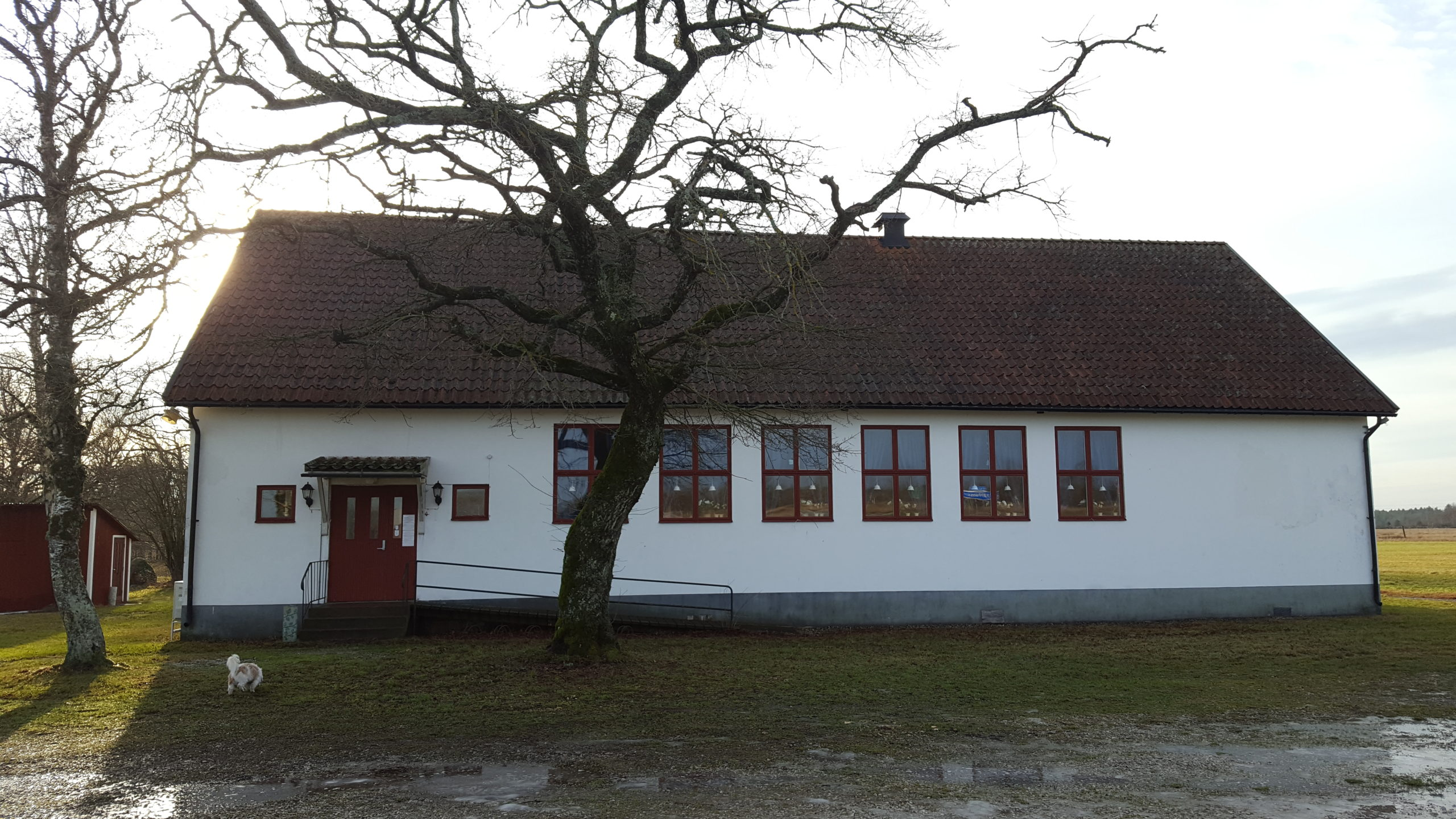 Kräklingbo bygdegård