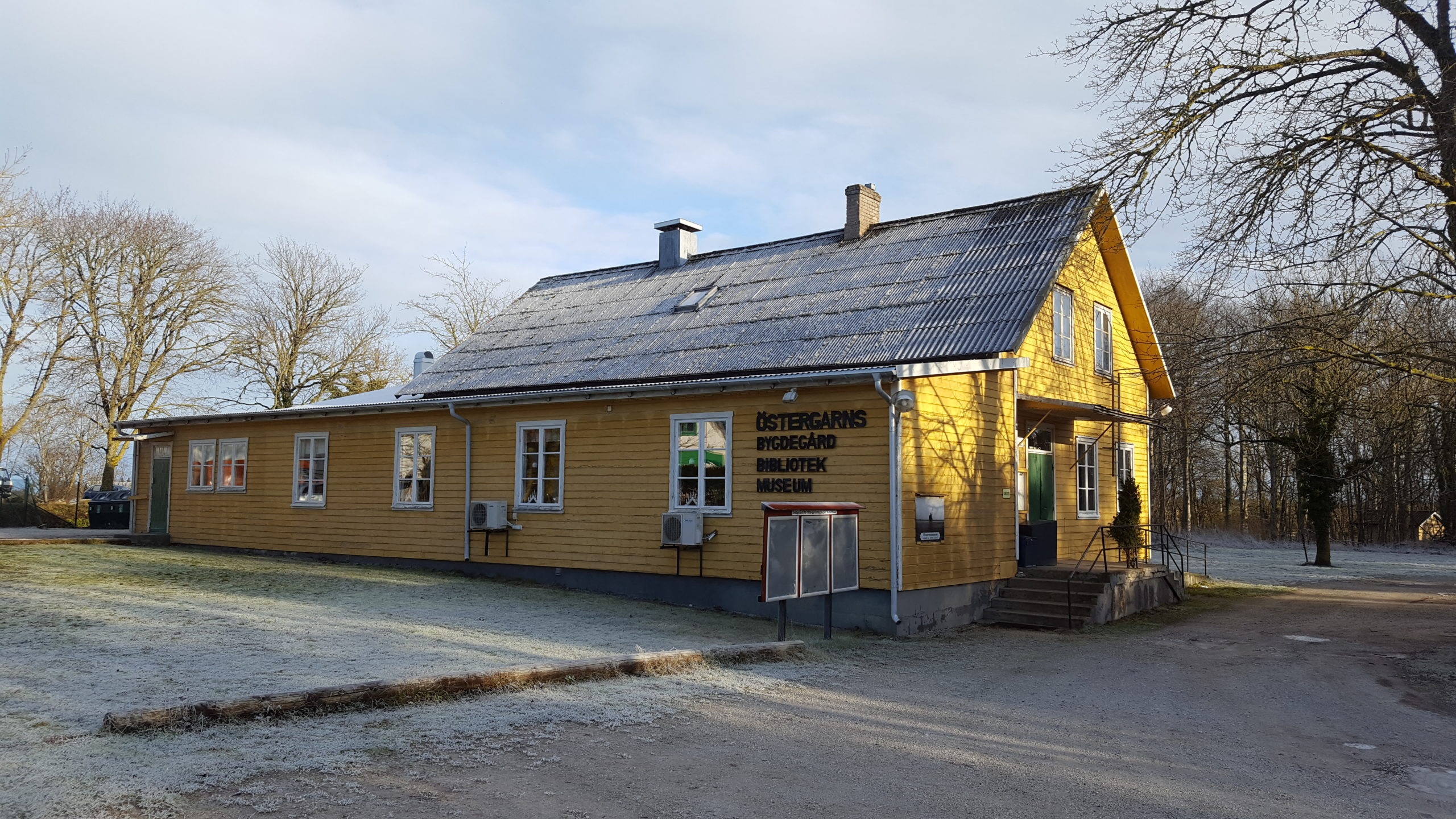 Östergarns bygdegård